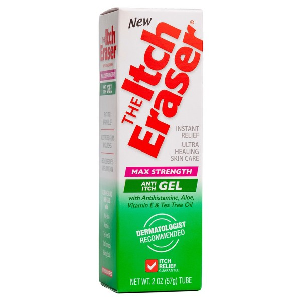 Itch Eraser Gel product image