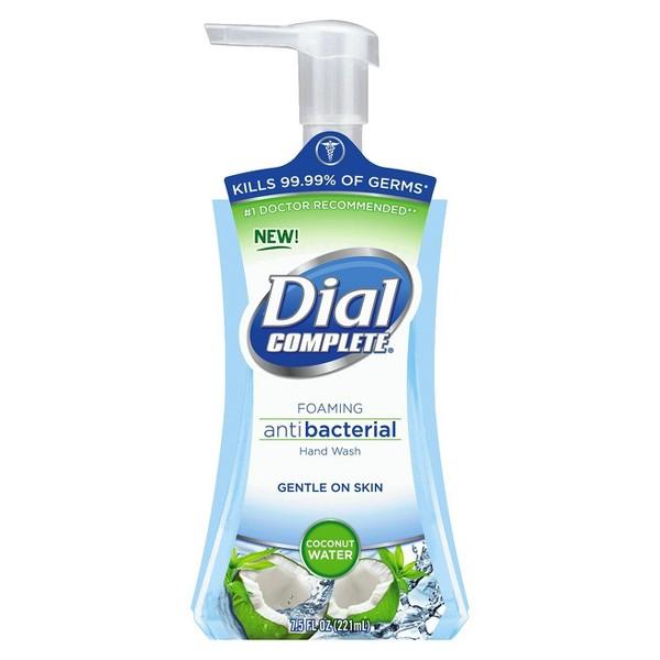 Dial Complete Foam Pumps product image