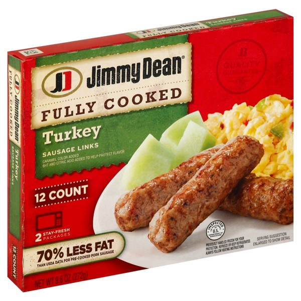 Jimmy Deal Fully Cooked Sausage product image
