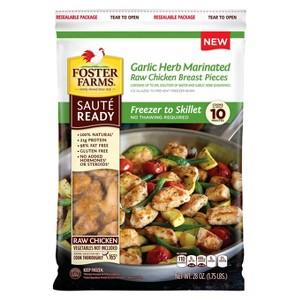 Foster Farms Saute Ready Chicken