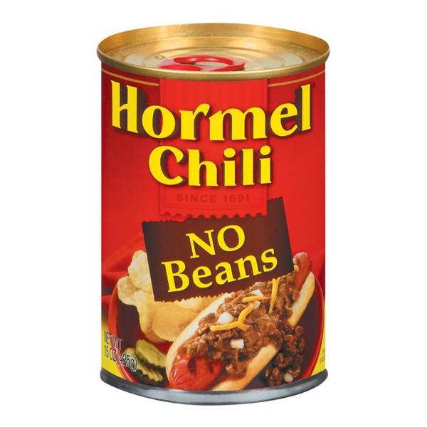Hormel No Beans Chili product image