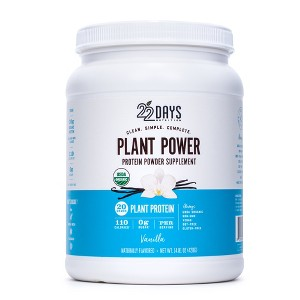22 Days Plant Power Protein Powder