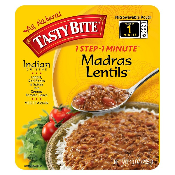 Tasty Bite Indian Entrees product image