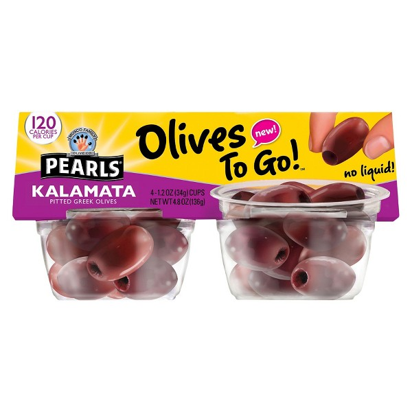 Pearls Olives To Go product image