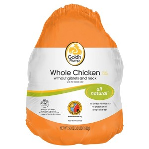 Gold'n Plump Whole Chicken