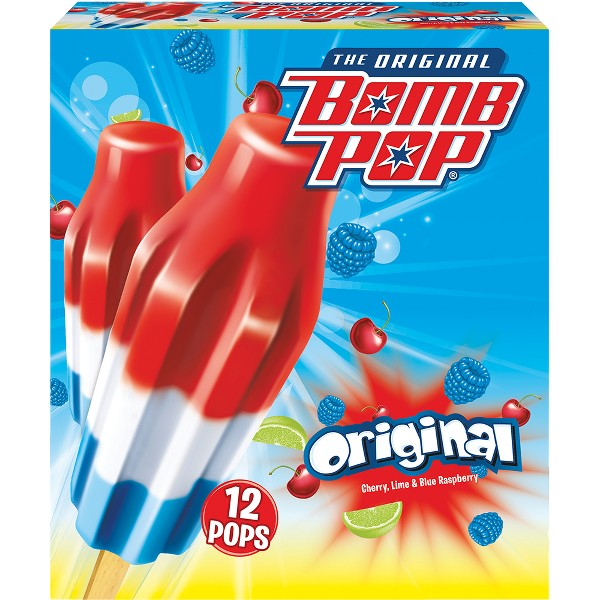 Bomb Pop Frozen Novelty product image