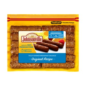 Johnsonville Cooked Sausage