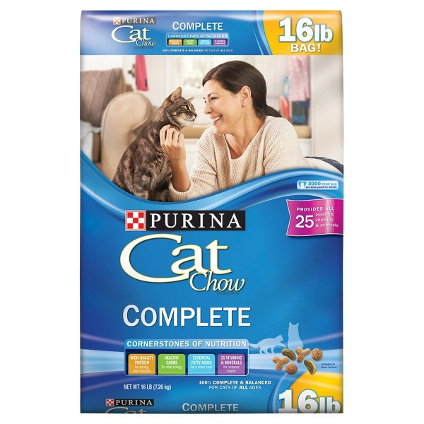 Purina Dry Cat Food product image