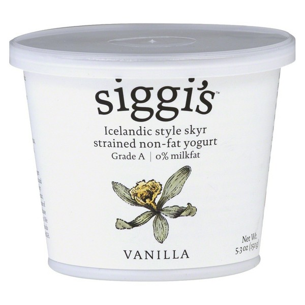 siggi's yogurt product image
