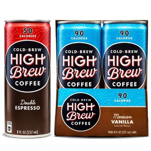 High Brew Cold-Brew Coffee