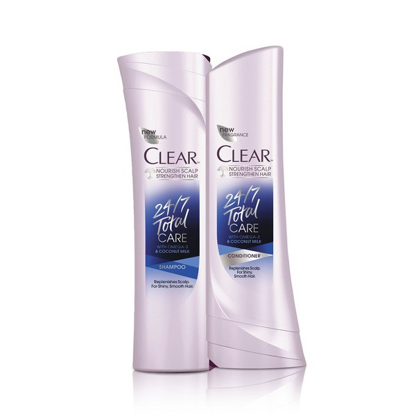 Clear Hair Care product image