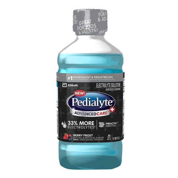 NEW Pedialyte AdvancedCare Plus product image