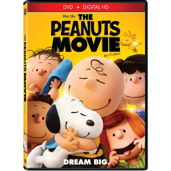 The Peanuts Movie product image