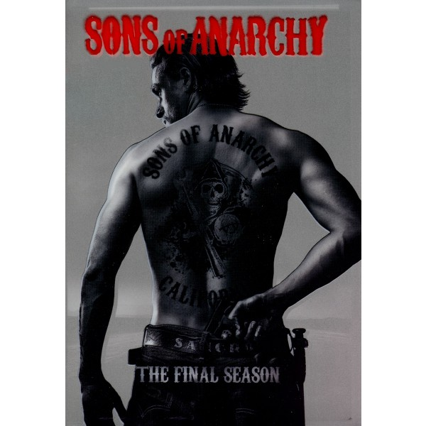 Sons of Anarchy product image