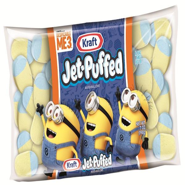 Kraft Jet Puffed  Minions Mallows product image