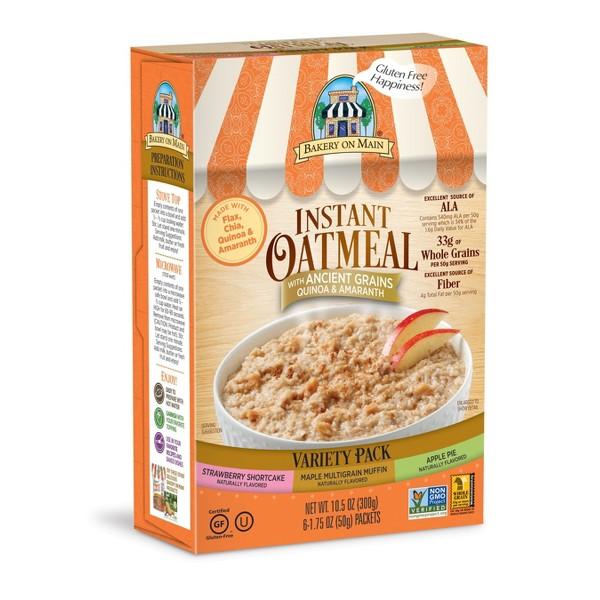 Bakery On Main Oatmeal product image