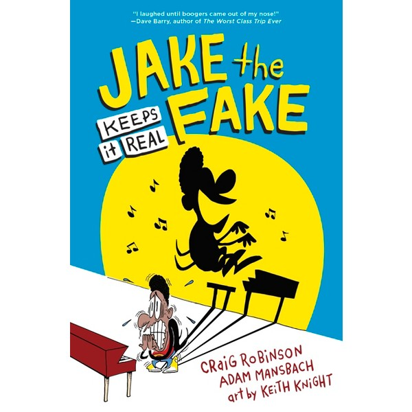 Jake the Fake Keeps it Real product image