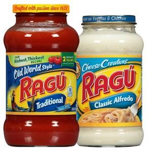Ragu Pasta Sauces
