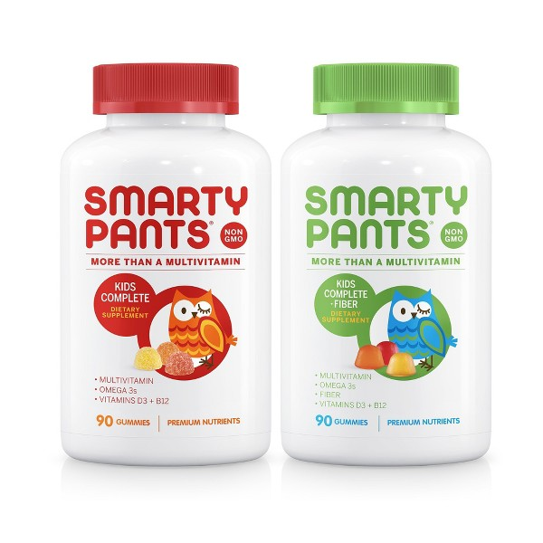 SmartyPants Kids Complete Vitamins product image