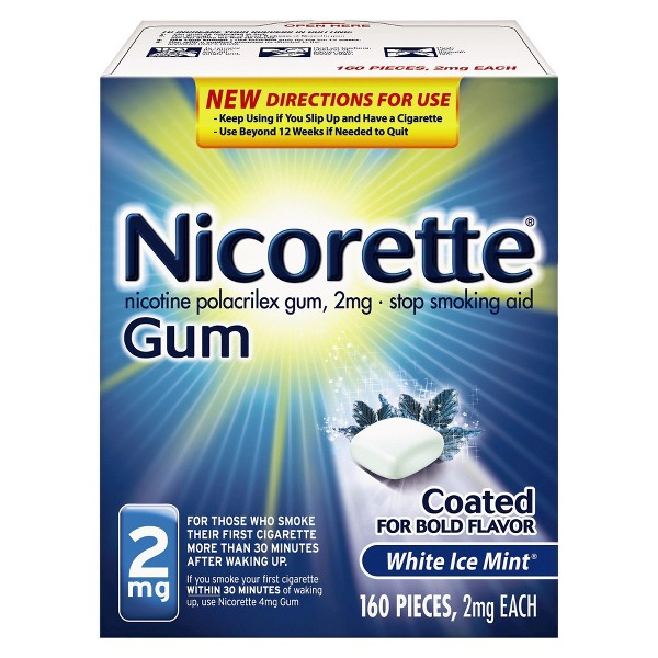 Nicorette Gum & Lozenge product image