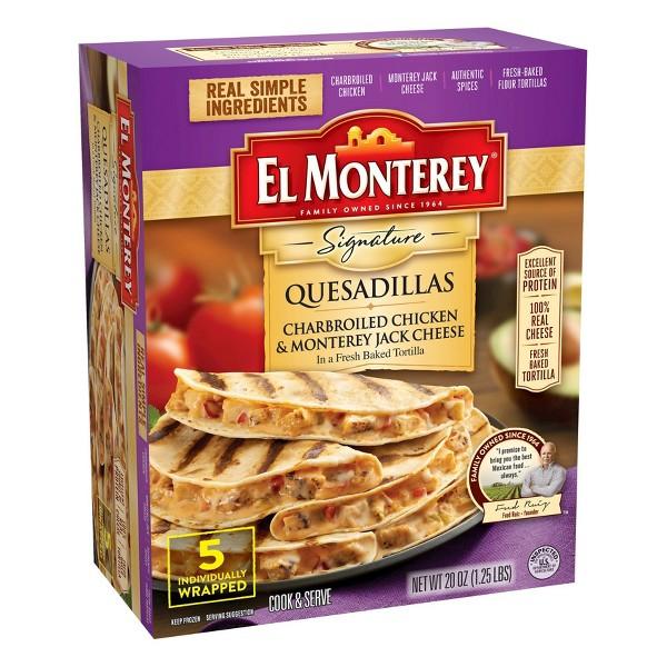 El Monterey Quesadillas product image