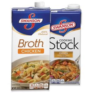 Swanson Broth & Stock
