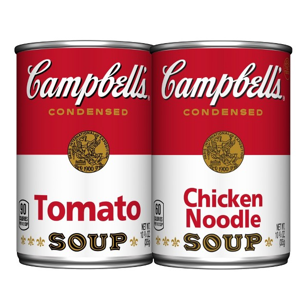 Campbell's Tomato & Chicken Noodle product image
