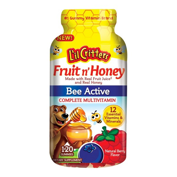 L'il Critters Fruit n' Honey product image