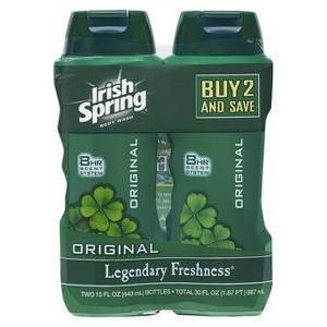 Irish Spring Body Wash