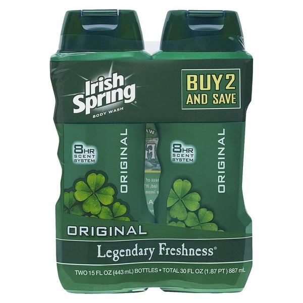 Irish Spring Body Wash product image