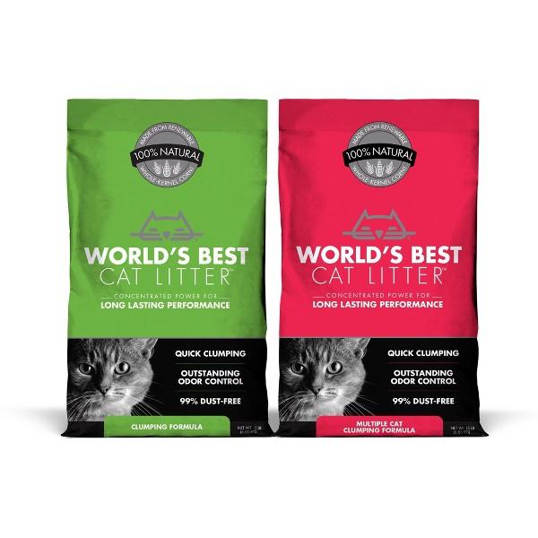 World's Best Cat Litter product image