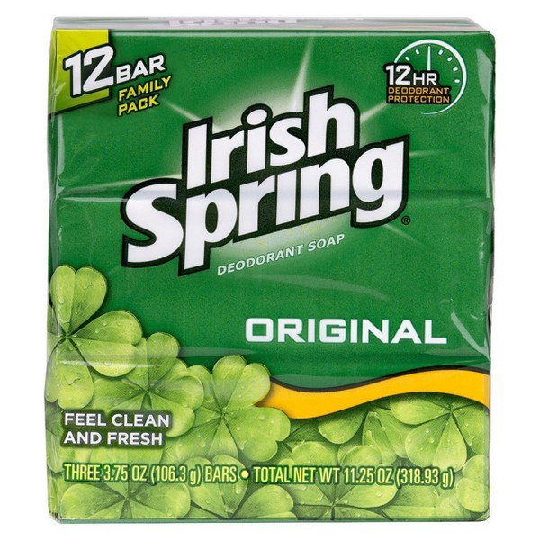 Irish Spring Bar Soap product image
