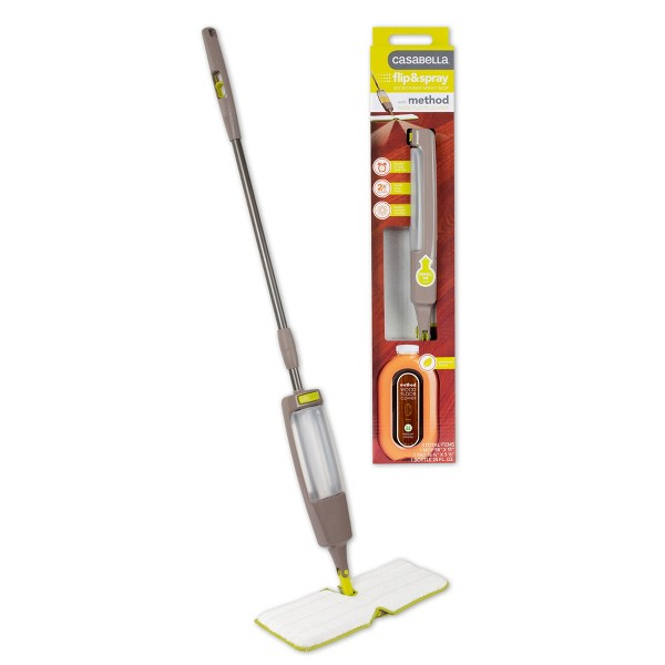 Casabella Flip n' Spray Mop product image