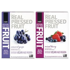 Nothing But The Fruit fruit bites