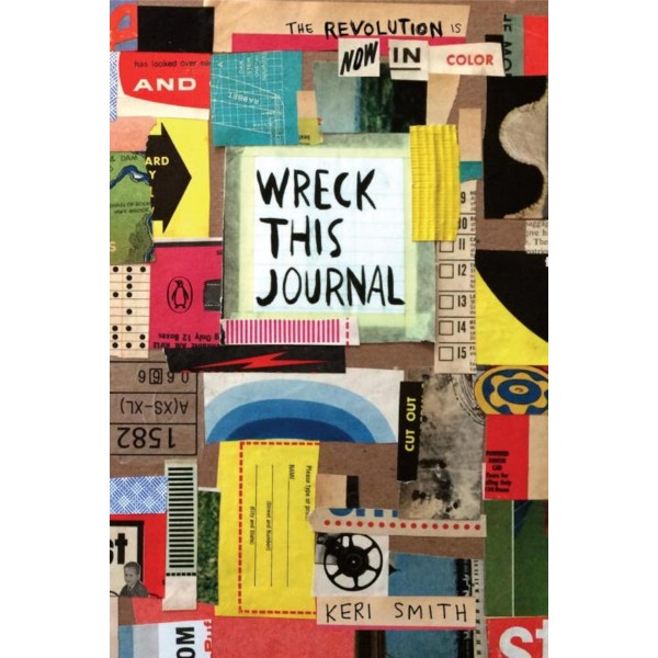 Wreck This Journal product image