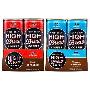High Brew Cold-Brew Coffee