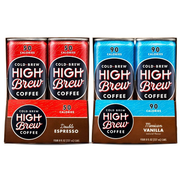 High Brew Cold-Brew Coffee product image