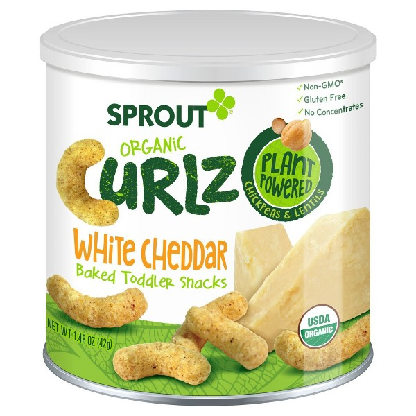 Sprout Organic Toddler Snacks product image