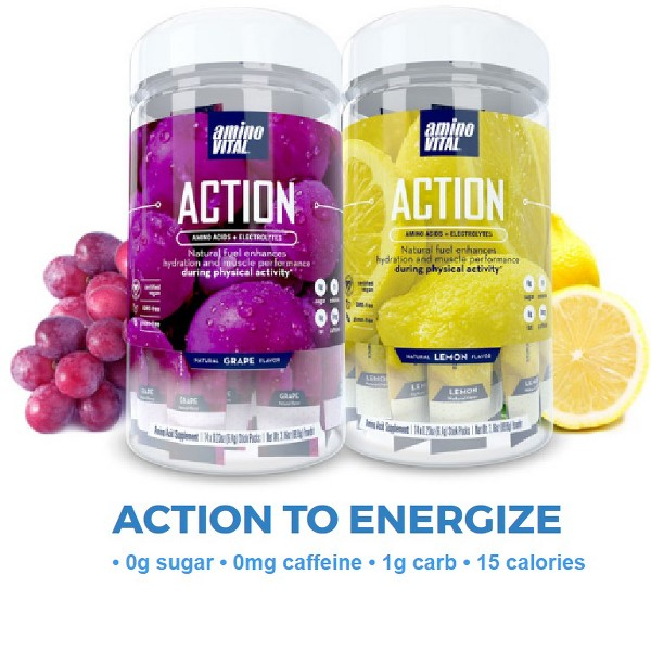 Amino VITAL Action Drink Mix product image