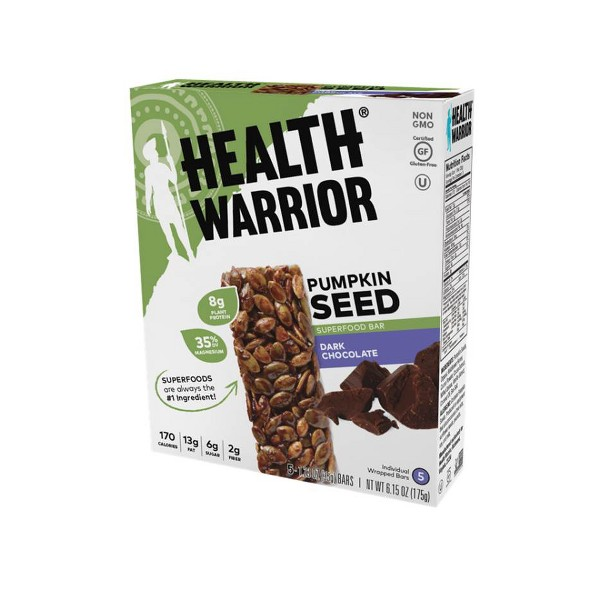 Health Warrior Pumpkin Seed Bars product image