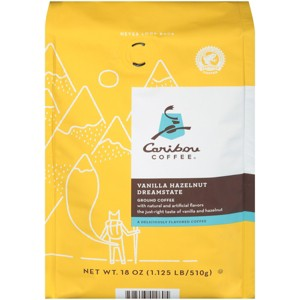 Caribou Coffee Flavored Coffees
