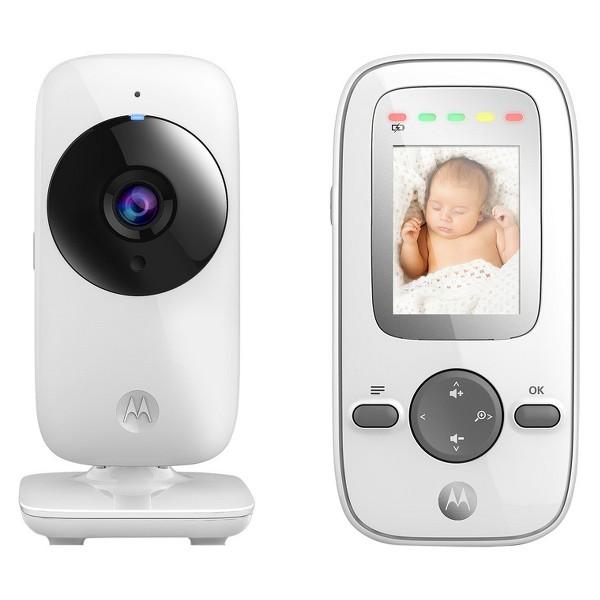 "Motorola 2"" Video Baby Monitor product image"