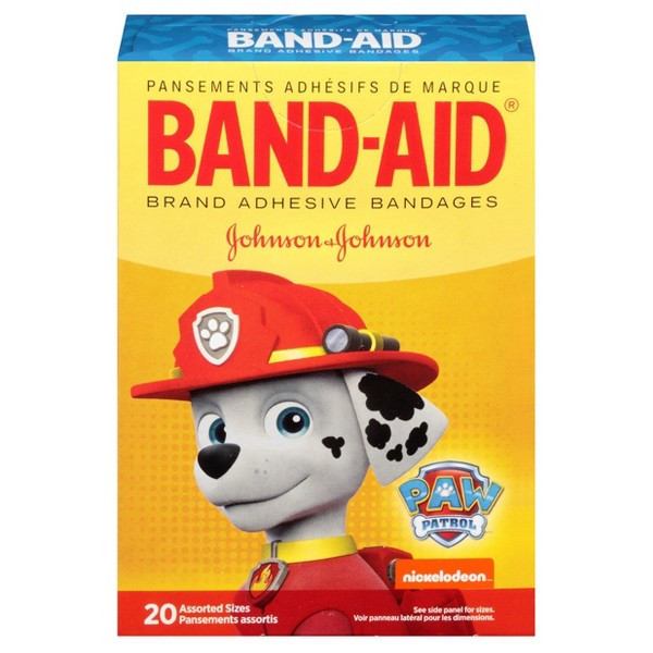 Band-Aid Brand Decorated Bandages product image