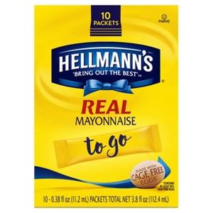 NEW Hellmann's/Best Foods Mayo