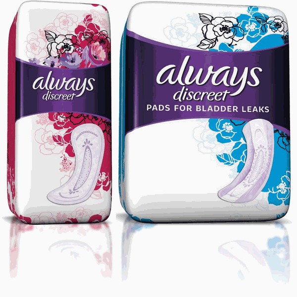 Always Discreet Liners or Pads product image