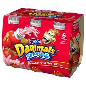 Danimals Smoothies