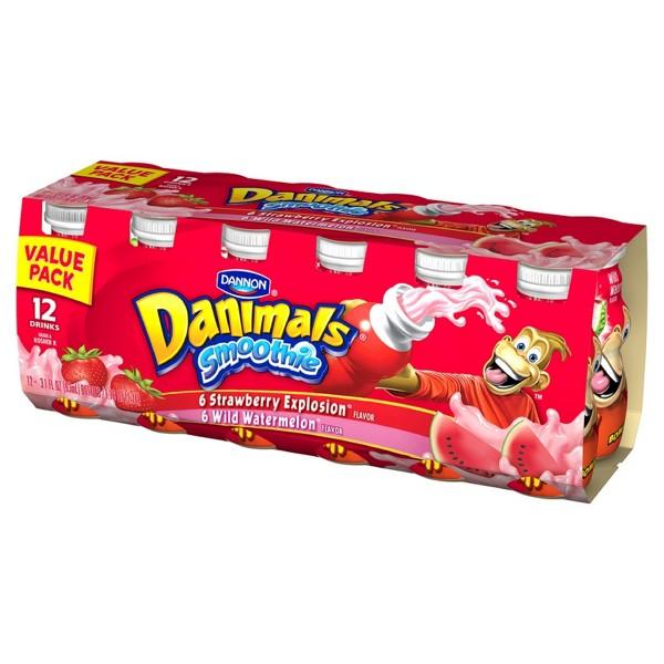 Danimals Smoothies product image