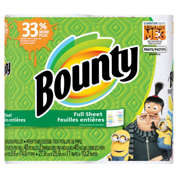 Bounty Big Roll Paper Towels product image