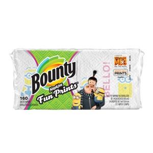 Bounty Despicable Me 3 Napkins