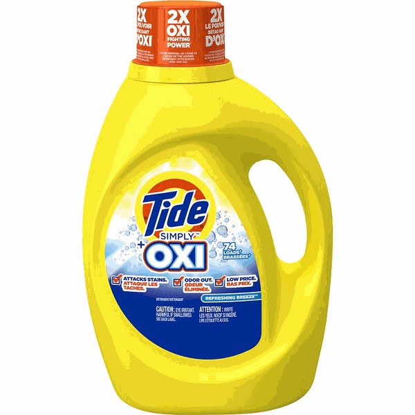 Tide Simply Oxi Detergent product image